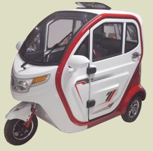 High Quality Factory Sales Electric Car for Passenger pictures & photos