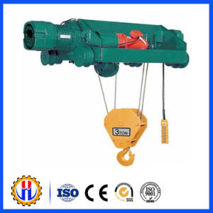High Quality Portable Wire Rope Electric Hoist pictures & photos
