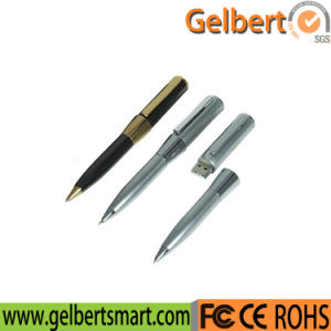 Commercial Use Promotion Gifts Pen USB Flash Drive pictures & photos