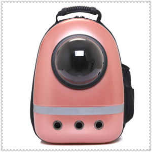 New Design Space Capsule Shaped Breathable Pet Cat Carrier Backpack for Cats pictures & photos