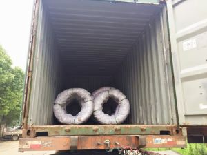 Cola Rolled Steel Wire Swch45k in Coil for High Strength Pieces pictures & photos