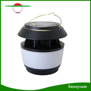 Portable Multifunction 8 LED Outdoor Solar Camping Lantern Light with Mosquito Repellent pictures & photos