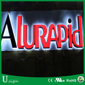 Outdoor Advertising Luminous Backlit Frontlit Channel Letters pictures & photos