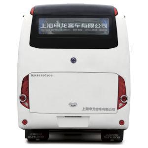 Long Distance Transport Coach Bus Slk6750AC pictures & photos