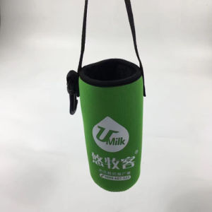 Promotional Neoprene Beer Drink Water Wine Bottle Holder Cooler Kooize Sleeve pictures & photos