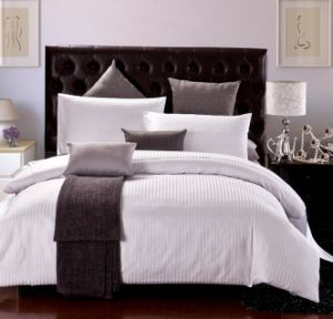 American Style Egyptian Cotton Bedding Set for Hotel /Home pictures & photos