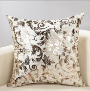 Cotton Linen Decorative Throw Pillow Case Cushion Cover (DPF107130) pictures & photos