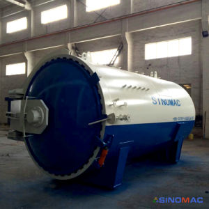 Ce Approved Small Laminated Glass Autoclave (Diameter 1600mm) pictures & photos