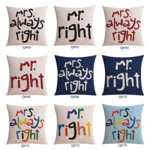 Expensive Cotton Linen Tropical Pillows for Outdoor Garden Patio Decoration pictures & photos