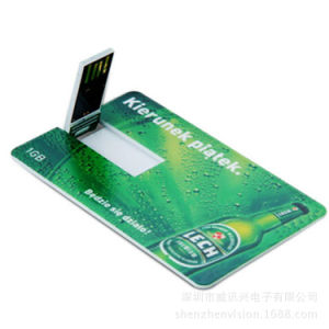 Factory Price Business Card USB Flash Drive USB Memory pictures & photos
