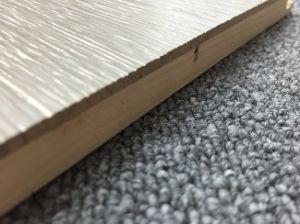 Brushed Surface 3-Layer Osk Wood Lamina Flooring Tile pictures & photos