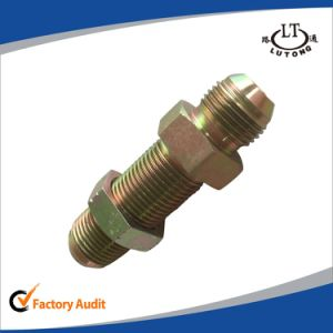 Rubber Hose Hydraulic Pipe Fittings 6j Adaptors pictures & photos