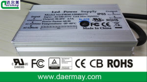 Outdoor Waterproof LED Driver for Flood Light 120W 36V IP65 pictures & photos