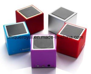Promotional Square Wireless Bluetooth Speaker pictures & photos