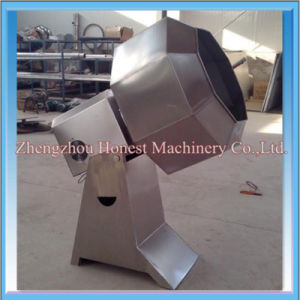Automatic Stainless Steel Chips Flavoring Machine pictures & photos