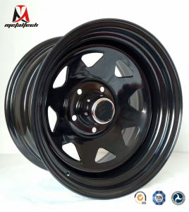 High Quality 4X4 Steel Wheel Rim for SUV off Road Car pictures & photos