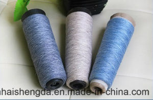 Natural Linen Fiber 100% Pure Flax Linen Yarn for Weaving pictures & photos