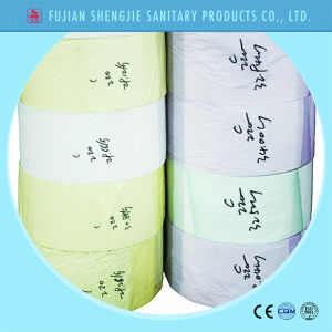 Sanitary Napkin PE Packing Film pictures & photos