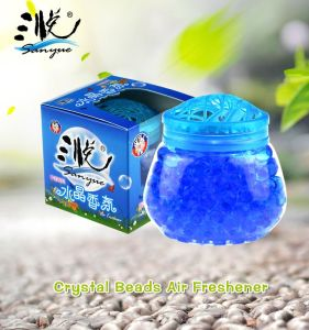 Crystal Air Freshener with Charming Scent (Ocean scent) pictures & photos