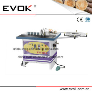 New Type Woodworking Double-Face Gluing Curved&Straight Edge Banding Machine Fbj-888-a pictures & photos