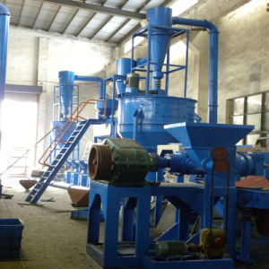 Fiber Separator From Rubber Granule Powder pictures & photos