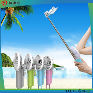 Hot Selling Selfie Stick with Power Bank & Fan pictures & photos