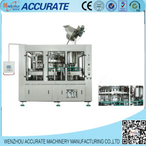 Soft Drinks Gas Water Filling Machine pictures & photos