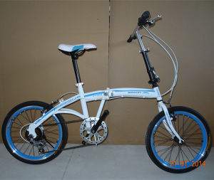 "20"" Aluminum Alloy Folding Bicycle/Bike pictures & photos"