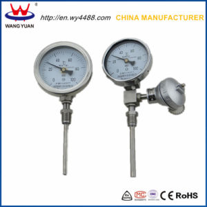 Wss Series Bimetallic Thermometer pictures & photos