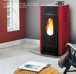 Cold Rolled Plate Material Pellet Stove pictures & photos