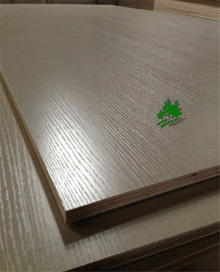 AAA Grade Melamine Fancy Plywood for Decoration and Furniture pictures & photos