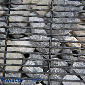 High Quality High Carbon Steel Rectangular Screen Wire Mesh pictures & photos