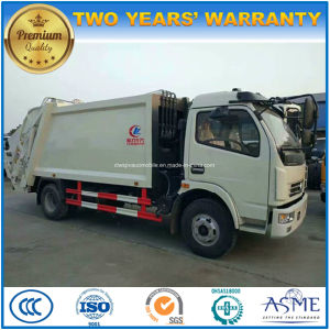 8m3 Refuse Compactor Garbage Truck Price pictures & photos