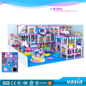 Slide Structure with Softplay Equipment for Stimulate pictures & photos