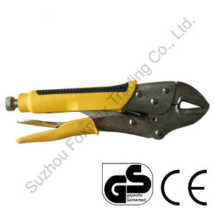Ce/GS Locking Plier with TPR Handle (LP-011) pictures & photos