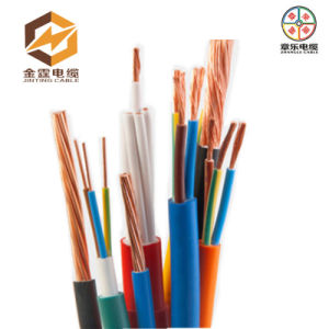 Flexible Instrumentation Cable, PVC Wires 300/500V-3*2.5mmm2 pictures & photos