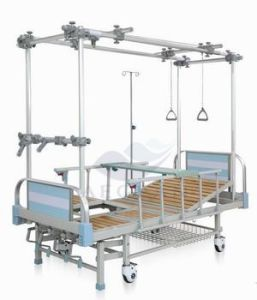 AG-Ob001 Aegean Emergeny Care Professional Orthopedic Hospital Bed pictures & photos