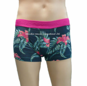 Custom Men′s Printing Boxer Briefs pictures & photos