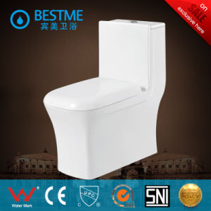 Factory Price Wc Toilet with Side Flush System (BC-2014) pictures & photos