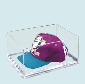 Customize Clear Acrylic POS Display Case Illuminated Cabinet pictures & photos