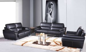 Modern Sofa Set Genuine Leather Sofa Furniture for Living Room pictures & photos