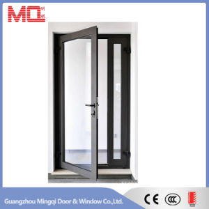 Metel Single Leaf Double Swing Door pictures & photos