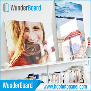 Aluminum Wunderboard High Quality HD Photo Panel for Gallery Art pictures & photos