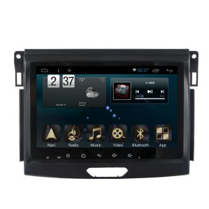 Android 6.0 System Car DVD for Ford Everest Touch Screen with Car GPS Navigation