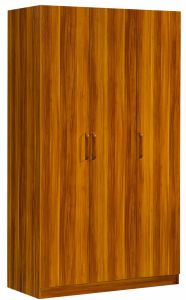High Quality 3 Doors Wardrobe Bedroom Wardrobe pictures & photos