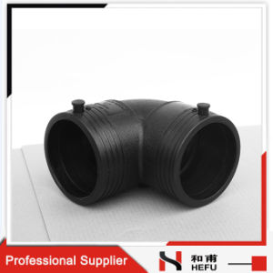 HDPE Fitting Hose Nipple Degree Long Bend Elbow pictures & photos