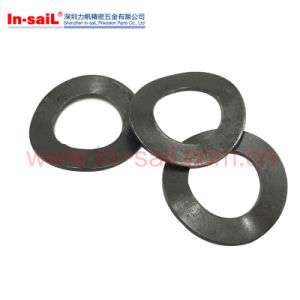 DIN137 Black Oxide Steel Wave Spring Washers pictures & photos