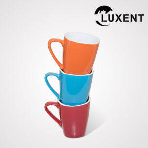 China Manufacturer Ceramic Hotel Colored Mug for Wholesale pictures & photos