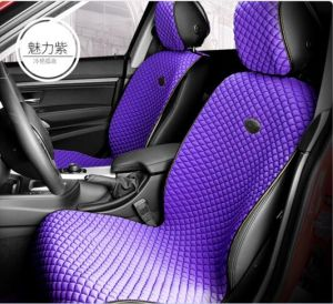 Car Seat Cover Flat Shape Ice Silk pictures & photos