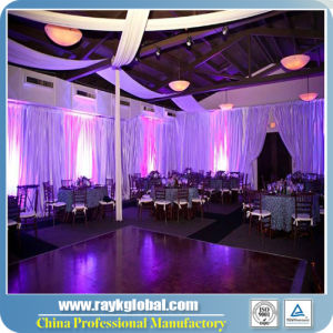 Pipe and Drape Backdrop Stand for Wedding Decoration pictures & photos